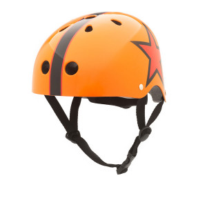 Trybike Κράνος Πορτοκαλί αστέρι TB-COCO3S