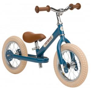 Trybike Ποδήλατο Ισορροπίας Vintage Μπλε TBS-2-BLU-VIN