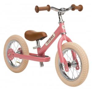 Trybike Ποδήλατο Ισορροπίας Vintage Ροζ TBS-2-PNK-VIN