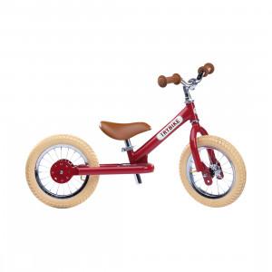 Trybike Ποδήλατο Ισορροπίας Vintage Κόκκινο TBS-2-RED-VIN