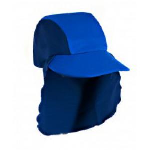 Jakabel Καπέλο με UVP50+ με κάλυψη στο σβέρκο και τα αυτιά Μπλε 2-6 ετών UVHB