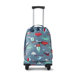 """Penny Scallan: Βαλίτσα με 4 ρόδες 31.50 cm x 50cm """"Space Monkey"""" WH4SM"""