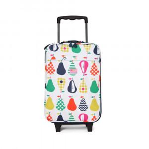 "Penny Scallan: Βαλίτσα με 2 ρόδες 30 cm x 46cm ""Pear Salad"" WHBPES"