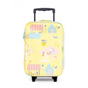 "Penny Scallan: Βαλίτσα με 2 ρόδες 30 cm x 46cm ""Park Life"" WHBPKL"