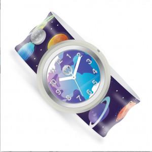 Watchitude: Ρολόϊ χειρός τύπου σλαπ Deep Space WTD-521