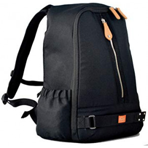 Pacapod: Τσάντα αλλαξιέρα - Picos pack black BB:0332