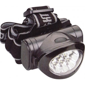 Flashlight for head led camping escape yd-h3708 11488