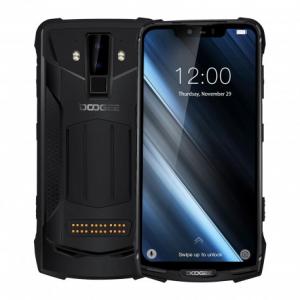 Doogee S90, 6,18 FHD+P60 OctaCore, Dual Rear Camera, Black