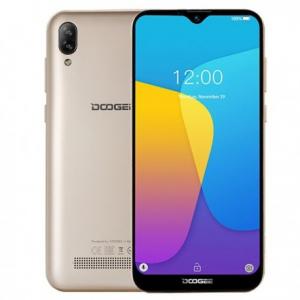 Doogee X90 6.1 Full Screen  Quad Core, Dual Camera, Gold