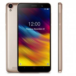 DOOGEE X100 Black 5.0 IPS Quad Core, Android GO, 4000mAh - Gold
