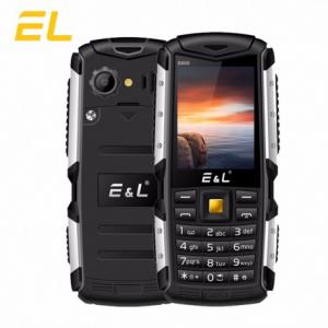 ΚΕΝ MOBILE E&L S600 Black - Gray