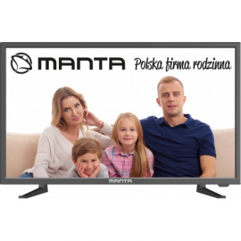 Manta TV 24LHN99L - 24 HD