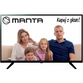 Manta TV 40LFN19S - 40FHD 1920x1080 DVB-C/T2/S2