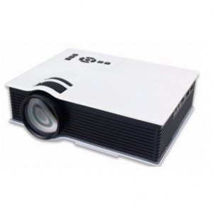Προβολικό UC40+ Mini LED Projector 800 LUMENS - VGA/HDMI - 800x480p