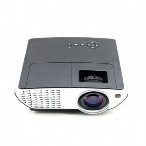 Conceptum RD-803 Multimedia LED Projector with HDMI/Video/VGA   -  BLACK