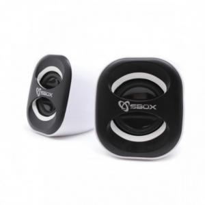 SBOX - E2N Ηχεία Η/Υ  USB Speakers
