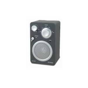 Denver TR-41C anthracite grey FM Radio