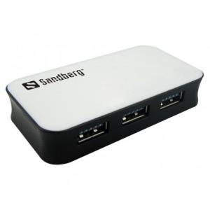 Sandberg USB 3.0 Hub 4 ports (133-72)