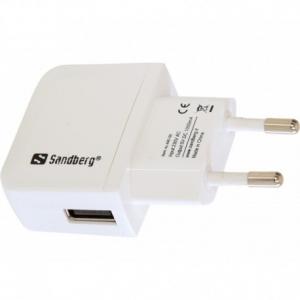 Sandberg Mini AC charger USB 1A EU (440-56)