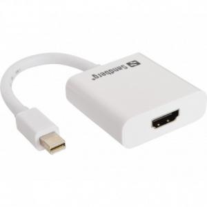 Sandberg Adapter MiniDP1.2HDMI2.0 4K60 (509-03)