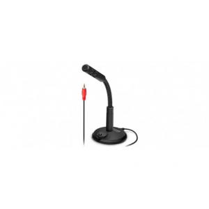 Promate Tweeter-1 - Ψηφιακό επιτραπέζιο μικρόφωνο 3,5 mm με ενσωματωμένη βάση