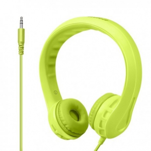 Promate Flexure Υπερευλύγιστα Ακουστικά Κεφαλής Ανοικτού Τύπου για Παιδιά (4+ ετών) - Πράσινα