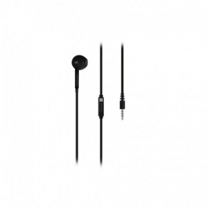 Promate gearPod-IM Εργονομικά Μονοφωνικά Ακουστικά Ψείρες με Ενσωματωμένο Μικρόφωνο – Μαύρα
