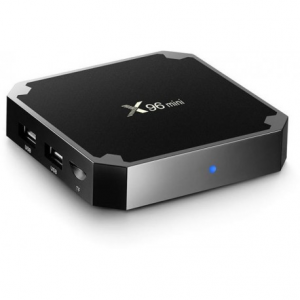 TV BOX X96 mini - ANDROID 7.1 - S905W Quad Core - 2GB RAM - 16GB ROM - 4K