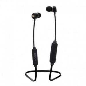 Soul Prime Wireless Black - Headphones Bluetooth Ακουστικά ψείρες με μικρόφωνο για MP3/MP4, κινητό τηλέφωνο, Τάμπλετ, Λάπτοπ