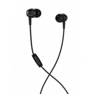 Soul LIT high performance wired earphones Black