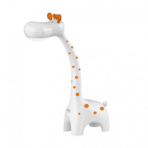 Promate Melman Παιδική Λάμπα LED Νυχτός  - Λευκή