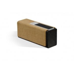 Promate StreamBox-L Ασύρματο Ηχείο WIFI, INTERNET RADIO, Bluetooth 15Watt - Μαύρο/Μπέζ