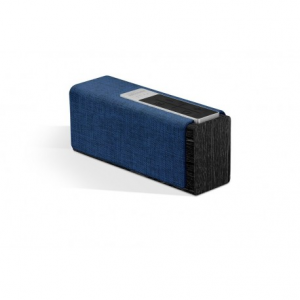 Promate StreamBox-L Ασύρματο Hχείο WIFI, INTERNET RADIO, Bluetooth 15Watt - Μαύρο/Μπλέ