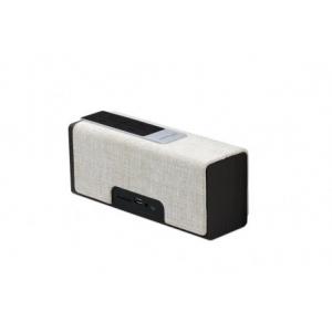 Promate StreamBox-L Ασύρματο Hχείο WIFI, INTERNET RADIO, Bluetooth 15Watt - Καφέ/Λευκό
