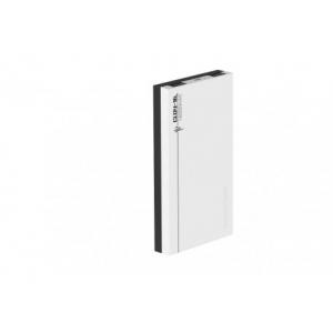 Promate Cloy-16 Power Bank 16000mAh με Διπλή Θύρα USB - Λευκό