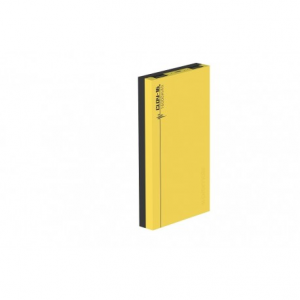 Promate Cloy-16 Power Bank 16000mAh με Διπλή Θύρα USB - Κίτρινο