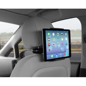 Promate proHolder.3 Βάση Τάμπλετ για Καθίσματα Αυτοκινήτων - Ροζ