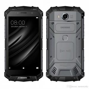 Doogee S60 Black smartphone