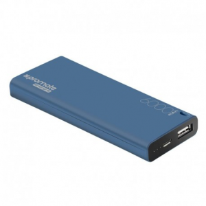Promate Energi-6 Blue - Κομψό Φορητό Powerbank 6000mAh