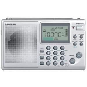 Sangean ATS-405 Package - Ραδιόφωνο παγκόσμιας μπάντας