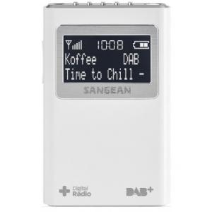 Sangean DPR-39 - Φορητό Ραδιόφωνο FM & DAB