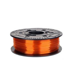 XYZprinting 600gr PETG (NFC) Clear Tangerine Cartridge