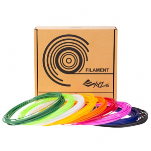 XYZprinting 200gr filament PCL 9 colors (8MX9)