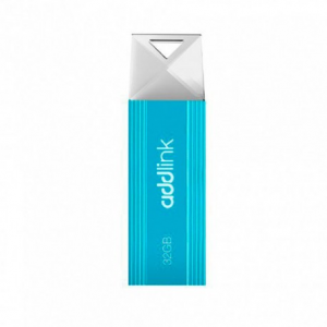 Addlink 32GB USB Flash Drive (Aqua) ( ad32GBU12A2 )