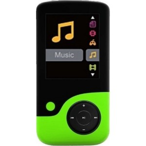 Crypto MP4 Player 8 GB - MP 1800