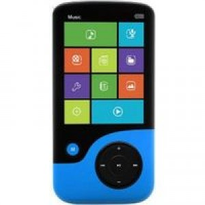 Crypto MP4 Player 8 GB - MP 2400BT - Bluetooth