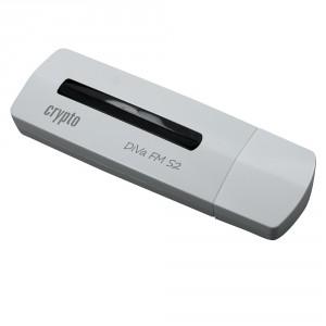 CRYPTO TV TUNER [DiVA FM S2] USB HYBRID FM