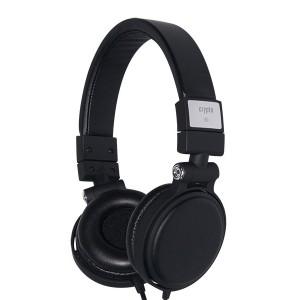 CRYPTO HEADPHONE [HP-200 Black] On-Ear Close