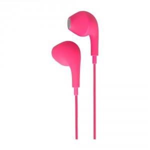 CRYPTO EARPHONE [EF-200 Pink] Handsfree In-Ear