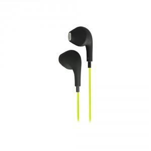 CRYPTO EARPHONE [EF-200 Grey/Green] Handsfree In-Ear